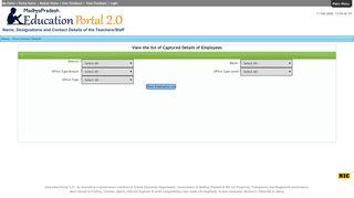 Hrms Module Education Portal