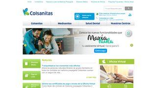 Http Portal Colsanitas Com