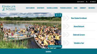 Https Campus Elmbrookschools Org Portal