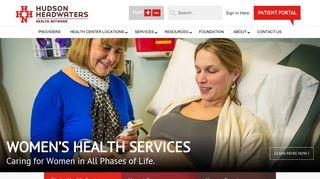 Hudson Headwaters Patient Portal