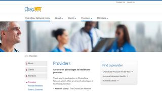 Humana Choicecare Provider Portal
