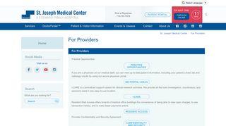 Iasis Physician Portal