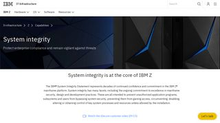 Ibm Z Os Security Portal