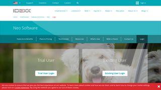 Idexx Neo Client Portal