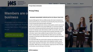 Insurance Management Services Provider Portal