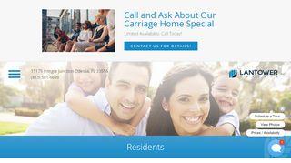 Integra Junction Resident Portal