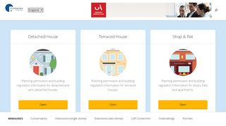 Interactive Planning Portal
