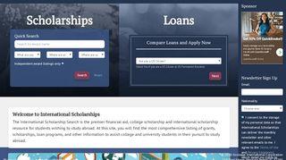 International Portal Scholarship