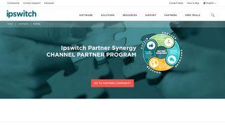 Ipswitch Partner Portal