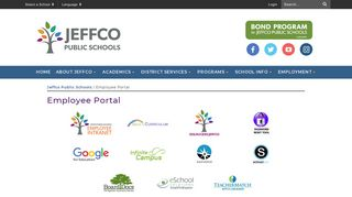 Jefferson County Employee Portal