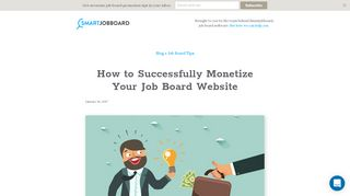 Job Portal Business Model