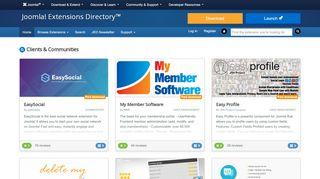 Joomla Client Portal