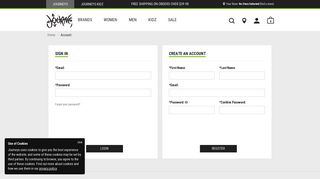 Journeys Employee Portal