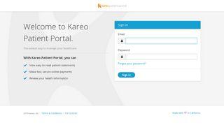 Kareo Patient Portal