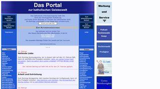 Kath Info Portal