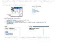 Kc Customer Portal