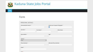 Kdsg Job Portal