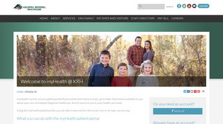 Krmc Patient Portal
