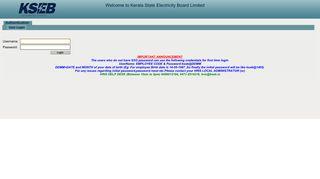 Kseb Employee Portal