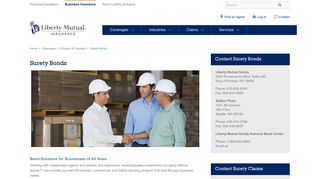 Liberty Mutual Surety Agents Portal