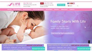 Life Ivf Center Portal