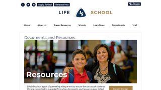 Life School Student Portal