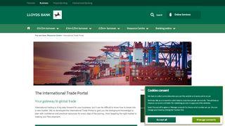 Lloyds Portal