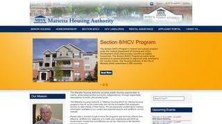 Marietta Section 8 Applicant Portal