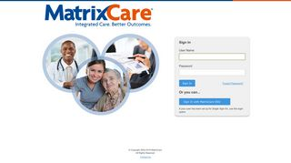 Matrixcare Portal Login