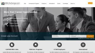 Mba Job Portal