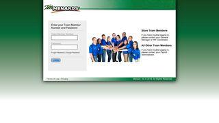 Menards Team Member Portal