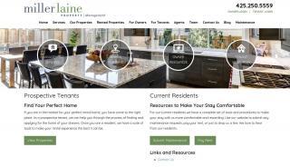 Miller Laine Property Management Tenant Portal