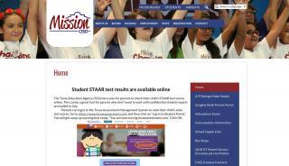 Mission Cisd Parent Portal