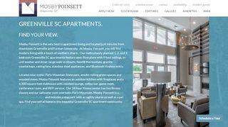 Mosby Poinsett Resident Portal