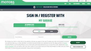 Motors Dealer Portal