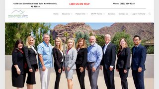 Mountainview Family Physicians Portal