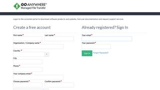 My Customer Portal