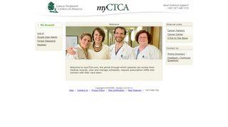 Myctca Patient Portal
