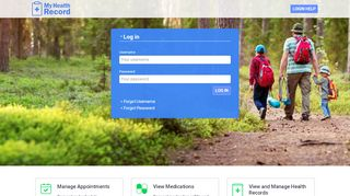 Myhealth Patient Portal