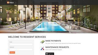 Mymaa Resident Portal