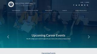 National University Job Portal