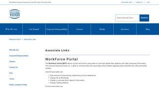 National Vision Portal