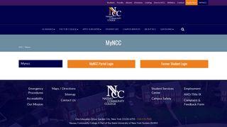 Ncc Employee Portal