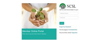 Ncsl Member Portal