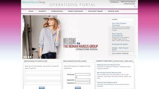 Neiman Marcus Employee Portal