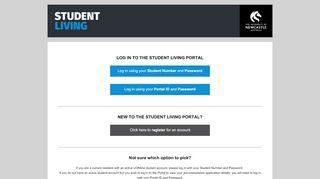 Newcastle Student Portal