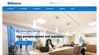 Nisource Employee Portal