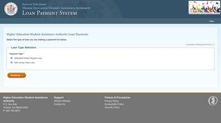 Nj Portal Loan Payment