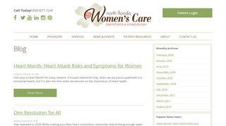 North Florida Women's Care Patient Portal