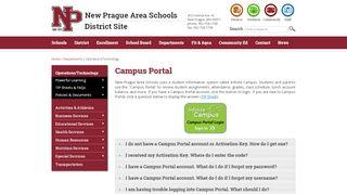 Np Campus Portal